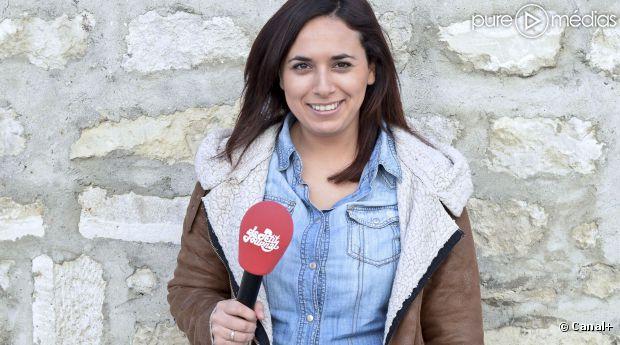 Salhia brakhlia quitte le petit journal pour bfmtv - Journaliste femme france 2 ...