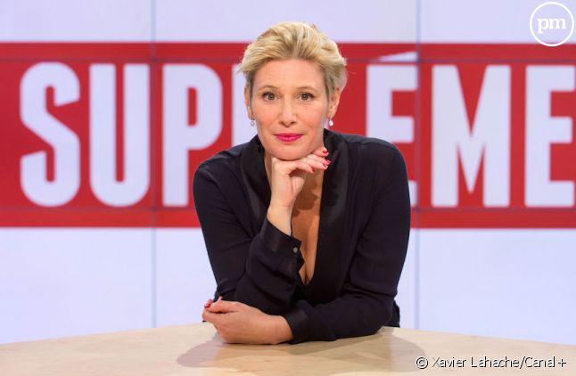 """Maïtena Biraben dans """"Le Supplément"""" sur Canal+"""