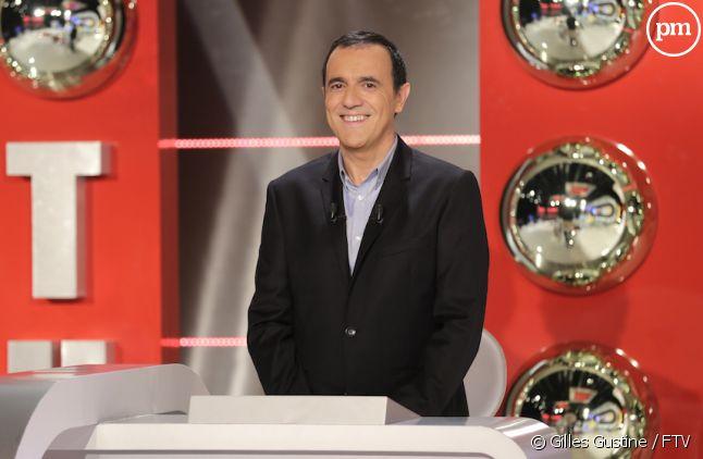 "Thierry Beccaro présente ""Motus"" depuis 25 ans"