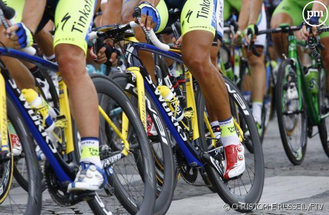 Lancement du Tour de France hier sur France 2