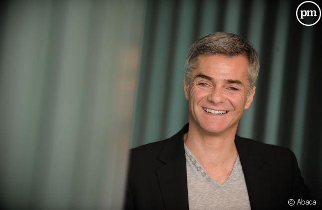 Le journaliste Cyril Viguier.