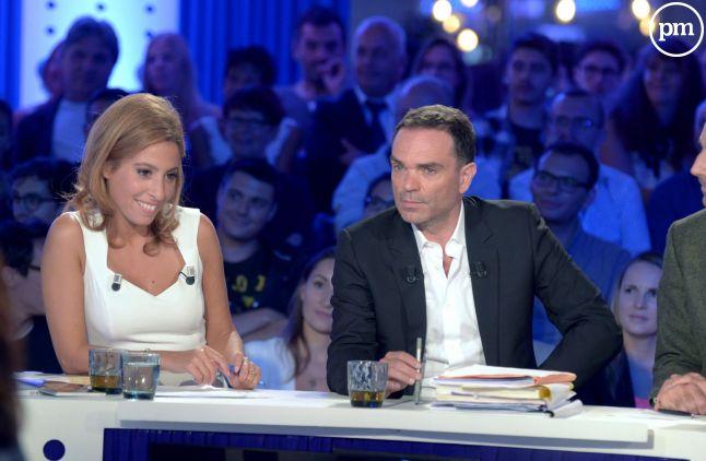 """""""On n'est pas couché"""" sur France 2."""