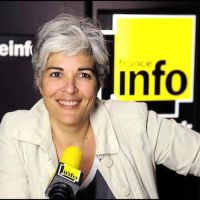 France Info : Fabienne Sintès prise d'un fou rire après un lapsus