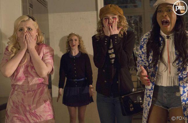 """Petit lancement pour """"Scream Queens"""""""