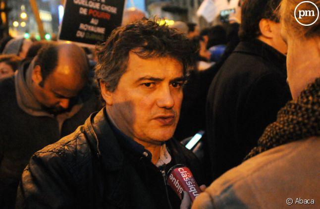 """Patrick Pelloux annonce son départ de """"Charlie Hebdo"""""""