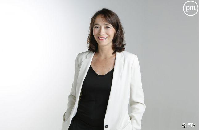 Delphine Ernotte, présidente de France Télévisions
