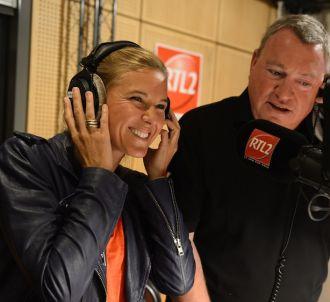 Stéphanie Renouvin et Christophe Nicolas sur RTL2