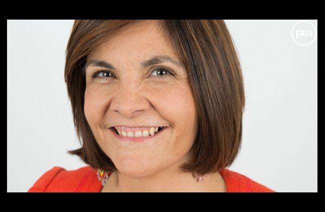 Céline Pigalle, pressentie pour rejoindre France Télévisions.
