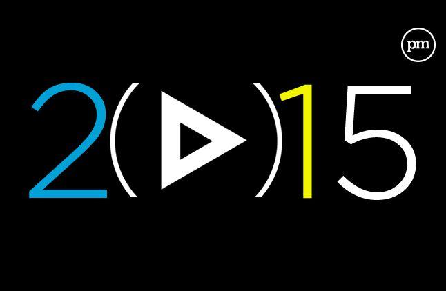 L'année médias 2015