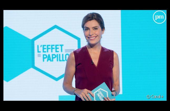 Daphné Roulier, sur Canal+ et France Inter.