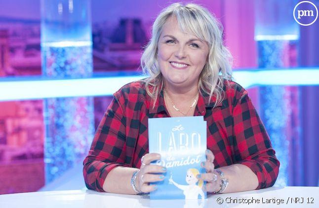 "Valérie Damidot dans ""Le Labo de Damidot"""