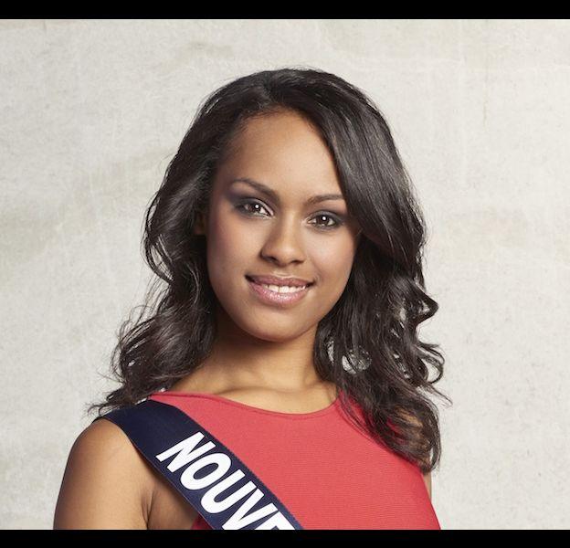 Gyna, Miss Nouvelle-Calédonie, candidate de Miss France 2016