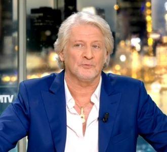 Patrick Sébastien sur BFMTV