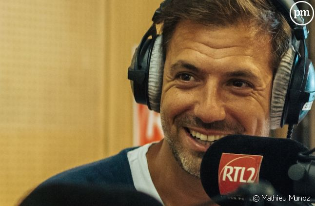 Grégory Ascher sur RTL2