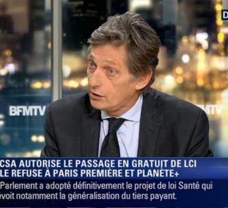 Nicolas de Taversnot sur BFMTV