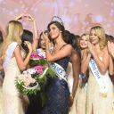 Iris Mittenaere a été élue Miss France 2016