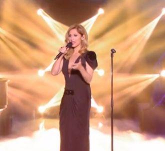 Lara Fabian chante 'Ah si tu pouvais fermer ta gueule' de...