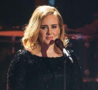 Adele toujours en tête des charts français