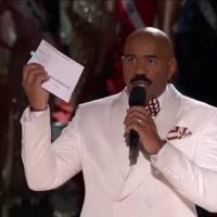 Miss Univers : Malgré sa gaffe, Steve Harvey pourrait animer la cérémonie 2016