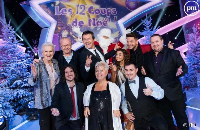 """""""Les 12 coups de Noël"""""""