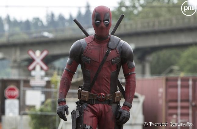 "Ryan Reynolds est ""Deadpool"""