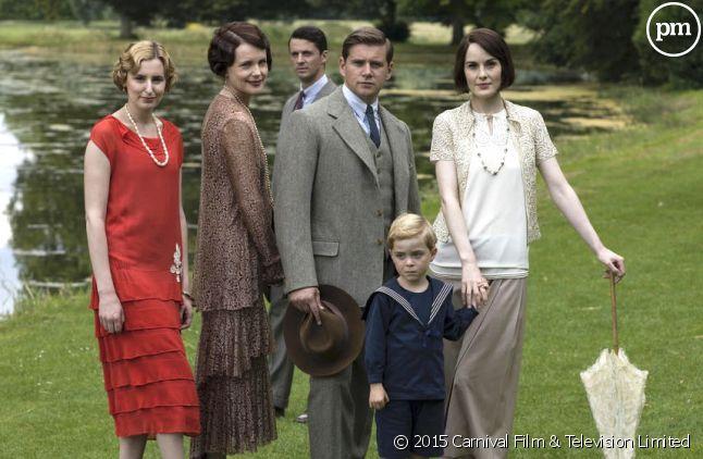 """L'épisode de Noël 2015 de """"Downton Abbey"""""""