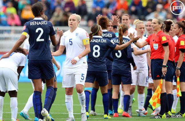 L'équipe de France féminine de football