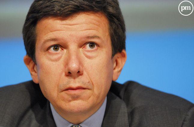 Un nouveau patron pour TF1, Gilles Pélisson.