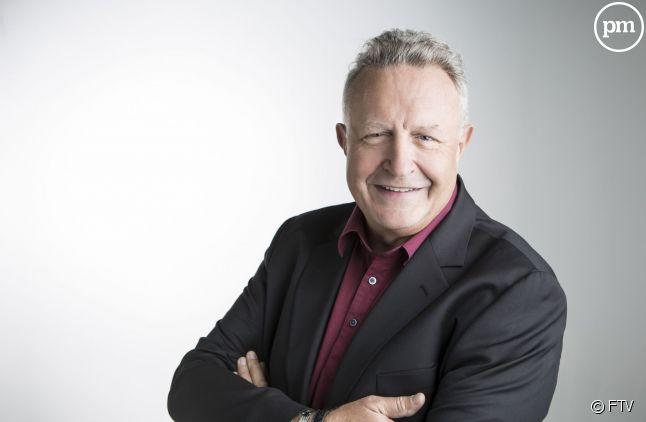 Michel Field, ex-LCI et nouveau patron de l'info de France Télé.
