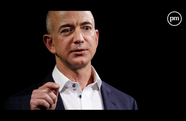 Jeff Bezos, de la Silicon Valley à Hollywood.
