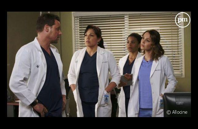 """""""Grey's Anatomy"""" aura une saison 13."""