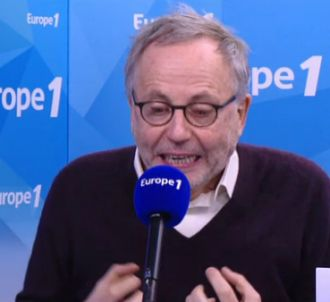 Fabrice Luchini part en vrille sur Europe 1