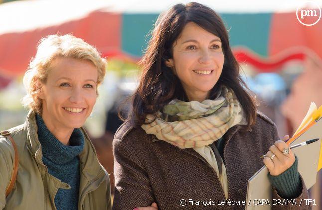"""<div class=""""desc impair"""">Alexandra Lamy et Zabou Breitman dans """"Après moi le bonheur""""</div>"""