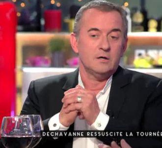 Christophe Dechavanne 'ne veut pas faire (son) retour à...