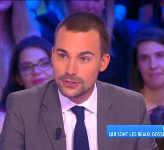 Bertrand Chameroy annonce sa démission