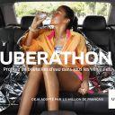 Uberathon : Première campagne de publicité d'Uber