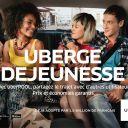 Uberdejeunesse : Première campagne de publicité d'Uber