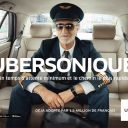 Ubersonique : Première campagne de publicité d'Uber