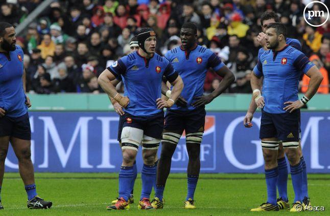 Le XV de France s'est incliné 29-18 face à l'Ecosse