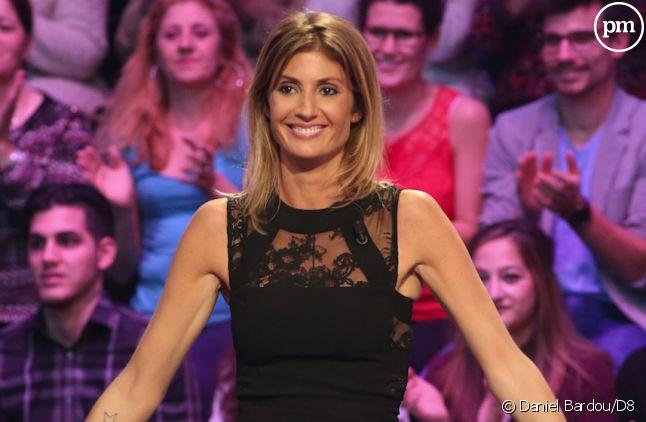 "Caroline Ithurbide va présenter ""L'Amour food"""
