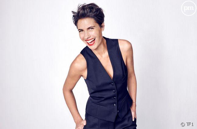 Alessandra Sublet, ce soir sur TF1.