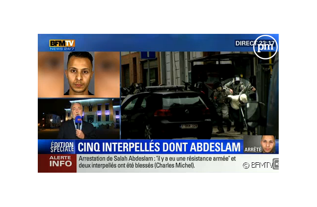 BFMTV hier (Capture)