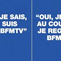 BFMTV lance une campagne d'affichage
