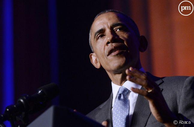Barack Obama tacle les médias couvrant Donald Trump.