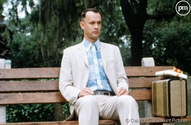 "Tom Hanks dans ""Forrest Gump"""
