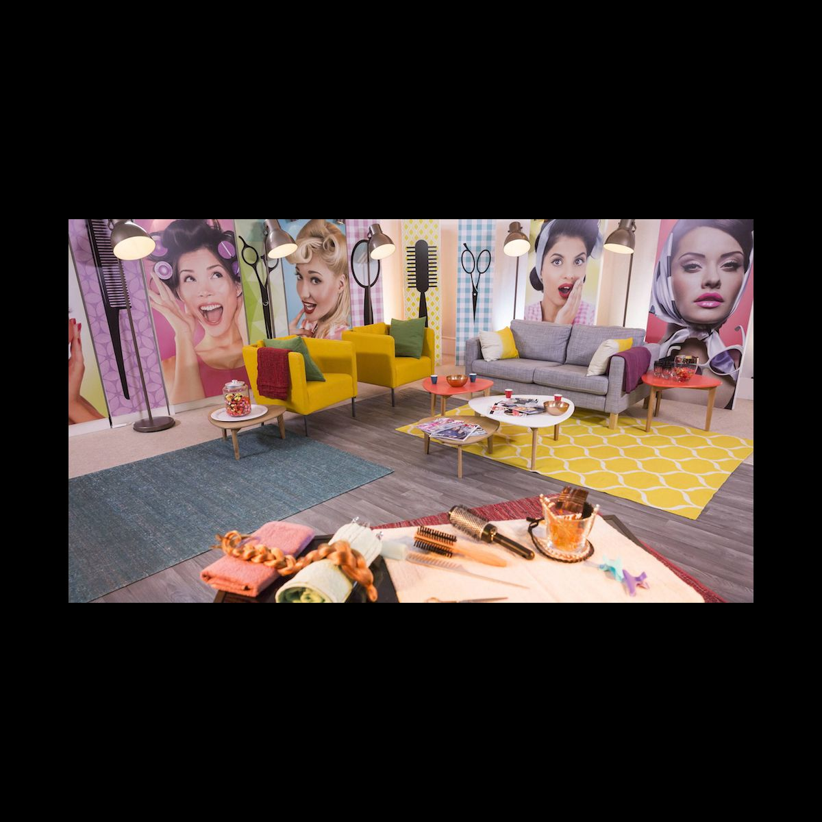 M6 5 salons qui d coiffent remplace les reines du for 5 salons qui decoiffent