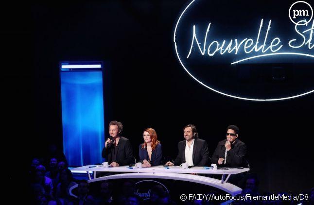 """L'épreuve du feu dans """"Nouvelle Star"""" 2016"""