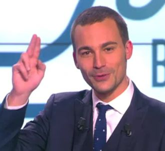 Les 'adieux' de Bertrand Chameroy sur D8