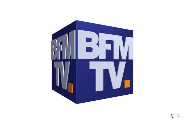 Un nouveau logo en 3D pour BFMTV