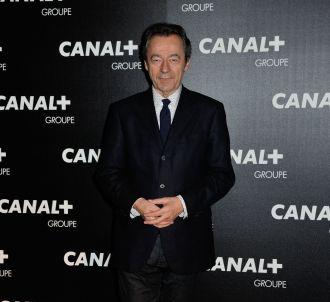 Michel Denisot, à Cannes pour le Festival.